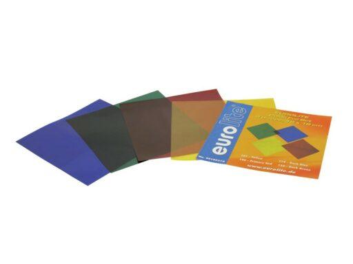SET barevné filtry 56 - 4 barvy