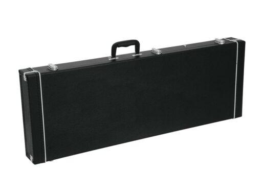 Dimavery dřevěný kufr pro elektrickou basu