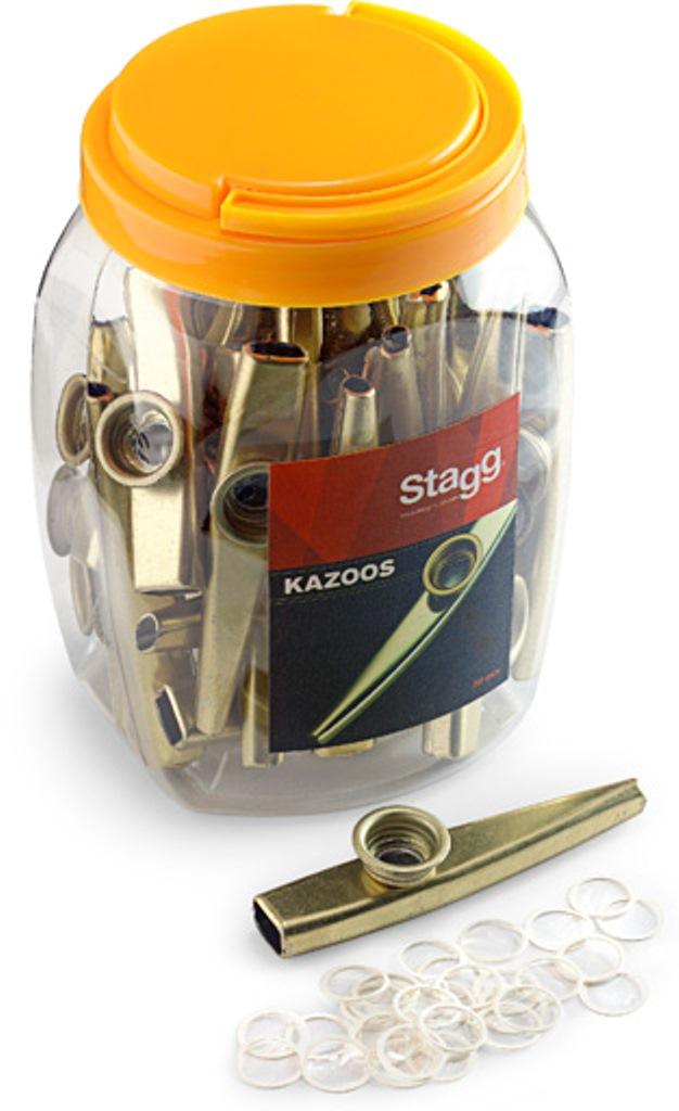 Stagg KAZOO METAL-30