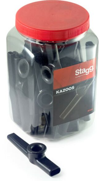 Stagg KAZOO-30 BK