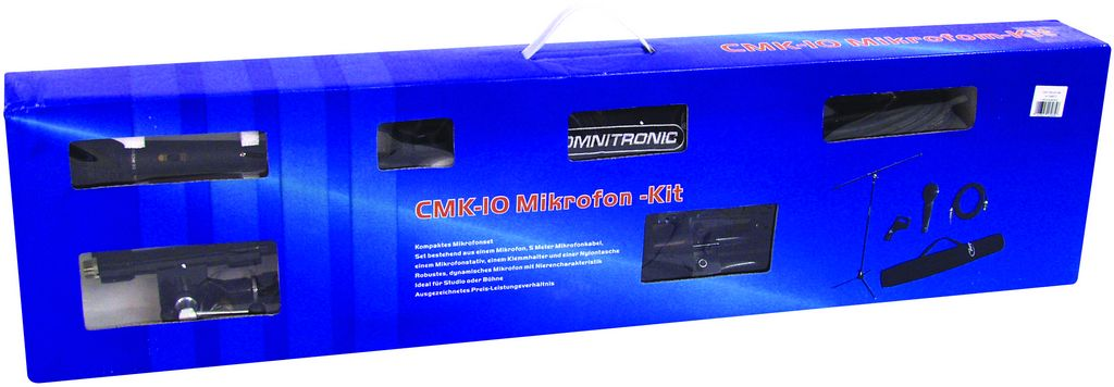 Omnitronic CMK-10