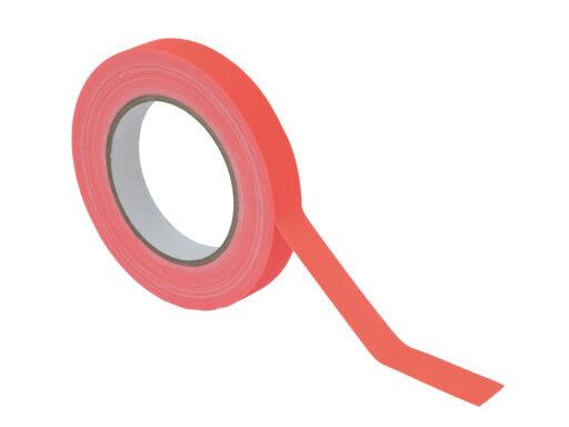 Gaffa páska 19mm x 25m neonově oranžová