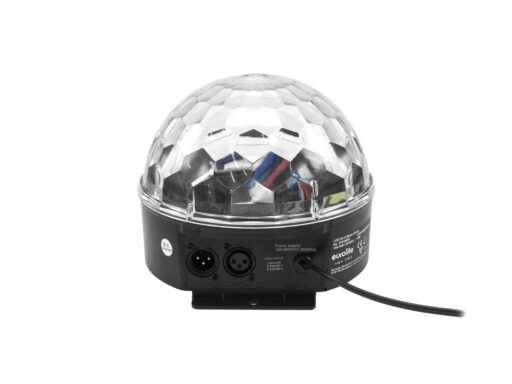 Eurolite LED Half Ball 6x 1W RGBAW DMX