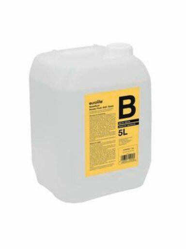 Eurolite náplň do výrobníku mlhy -B2D- basic 5l