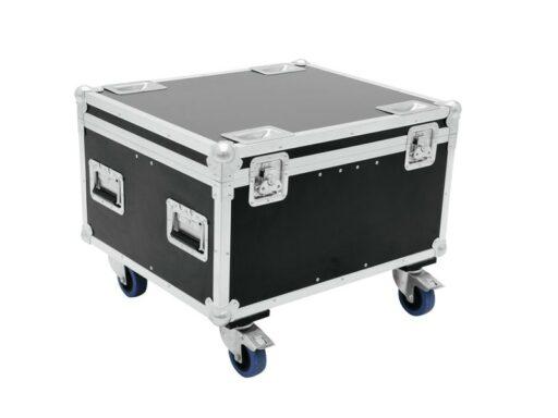 Transportní case pro 4x TMH-30/40/60 s kolečky