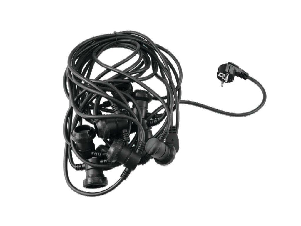 Eurolite BLN-10 E27 světelný řetěz 10m