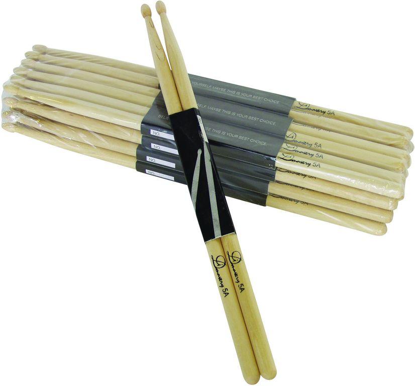 Dimavery DDS-5A paličky pro bicí