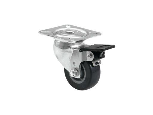 Roadinger otočné kolečko 50mm s brzdou