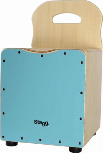 Stagg CAJ-KID BL