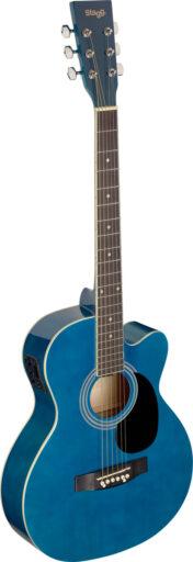 Stagg SA20ACE-BLUE