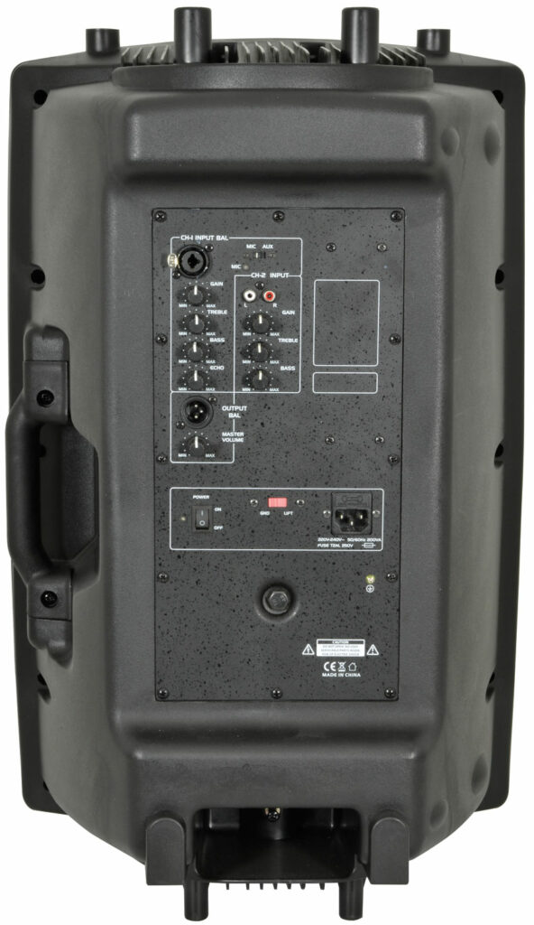 QTX QX15A aktivní reproduktor