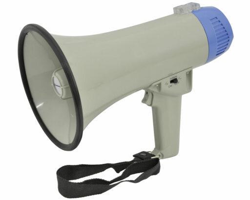 Adastra L10 megafon 10W se sirénou