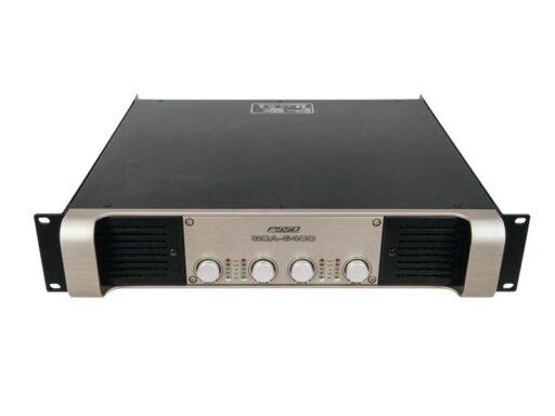 PSSO QCA-6400 4-kanálový SMPS zesilovač