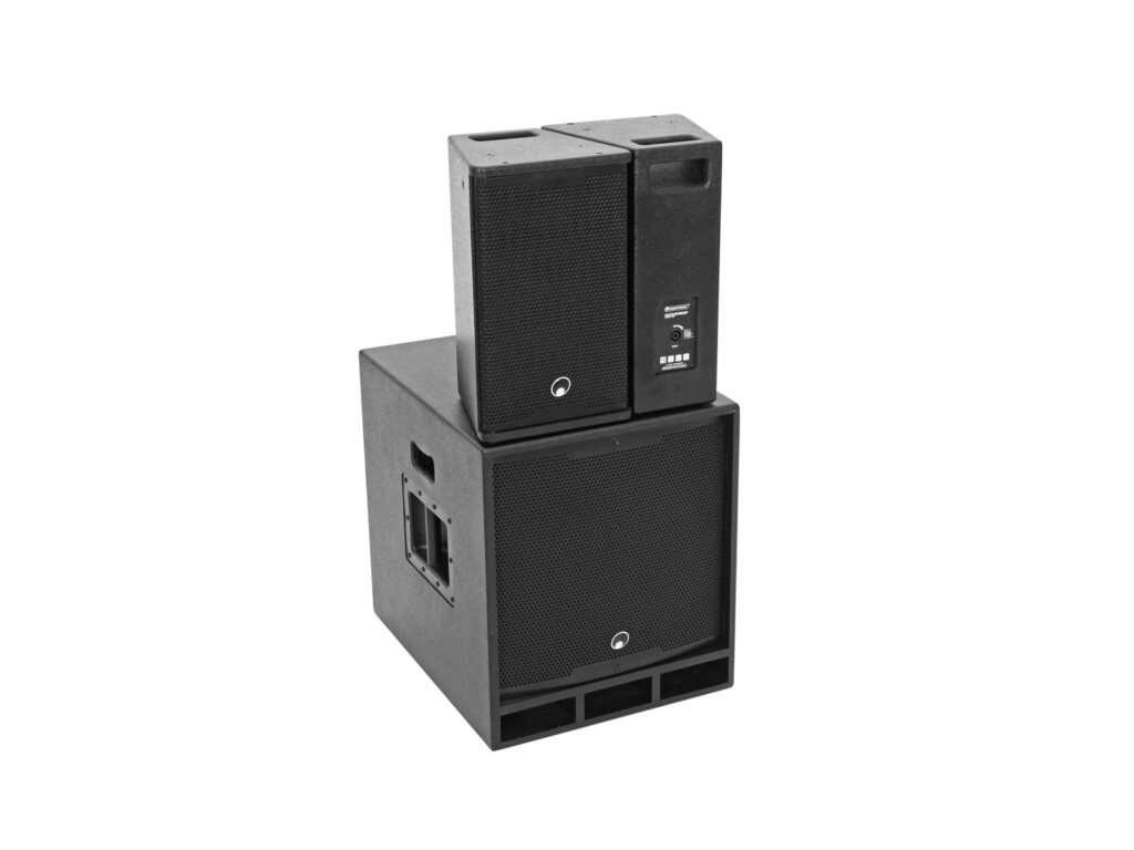 aktivní zvukový systém 700W