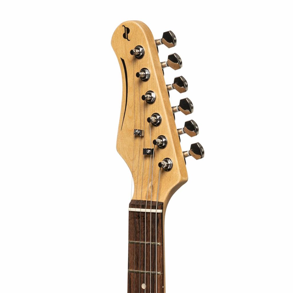 elektrická kytara 3/4 levoruká