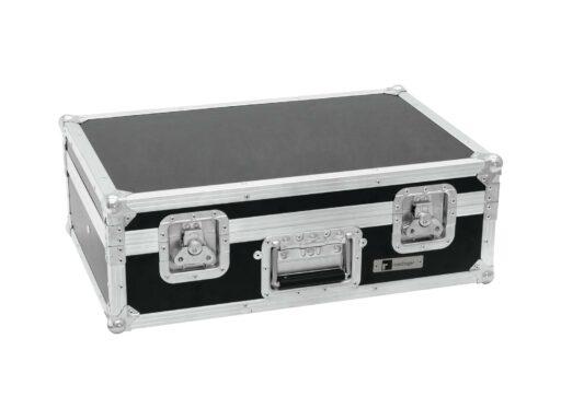 Roadinger Flightcase pro 4x LED IP PAR 3x12W HCL