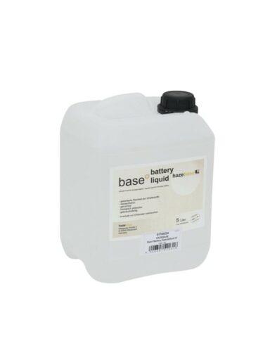 Hazebase Base*Battery Special náplň 5l