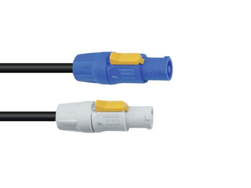 PSSO PowerCon napájecí kabel 3x2