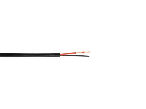 Helukabel Speaker cable 2x4 100m bk FRNC