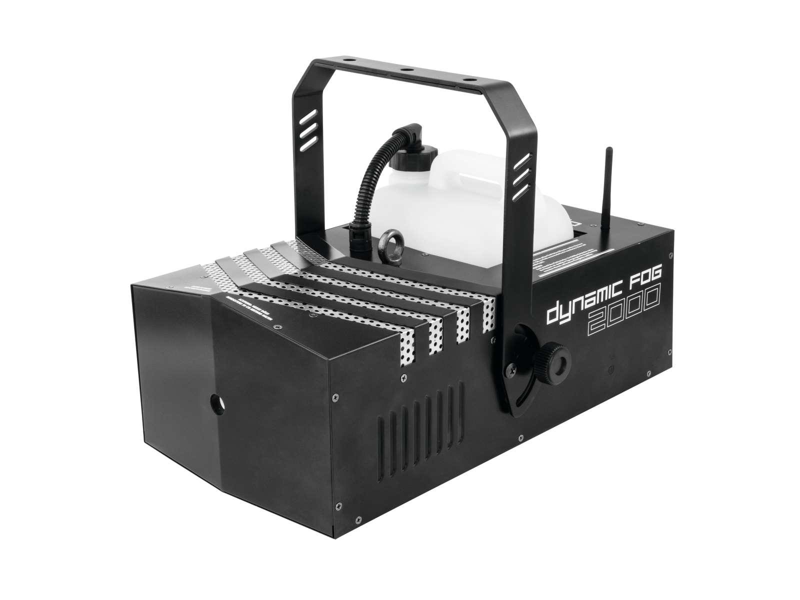 Eurolite Dynamic Fog 2000 výrobník mlhy