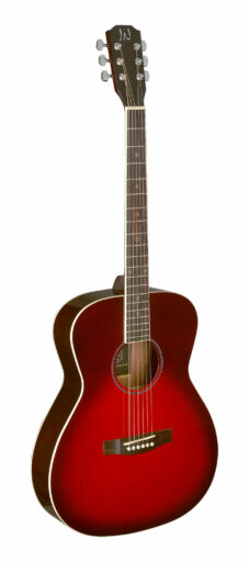 akustická kytara typu Auditorium