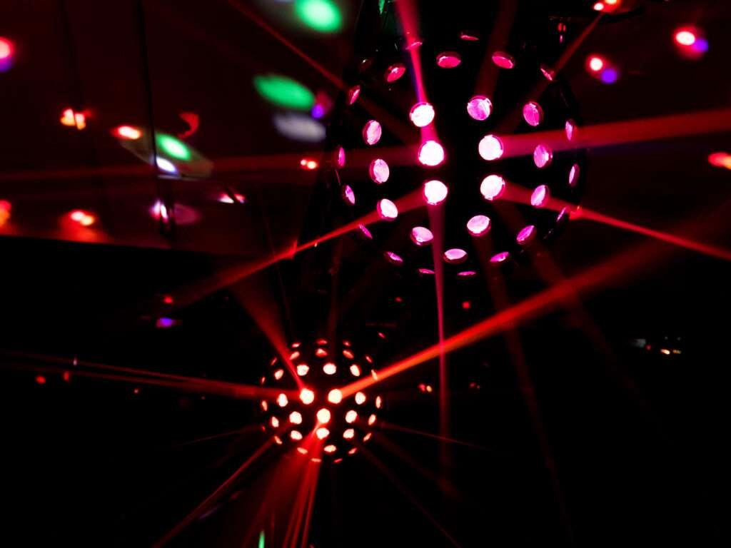 5x 12W HCL LED