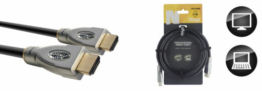 Stagg NVC3HAM kabel HDMI