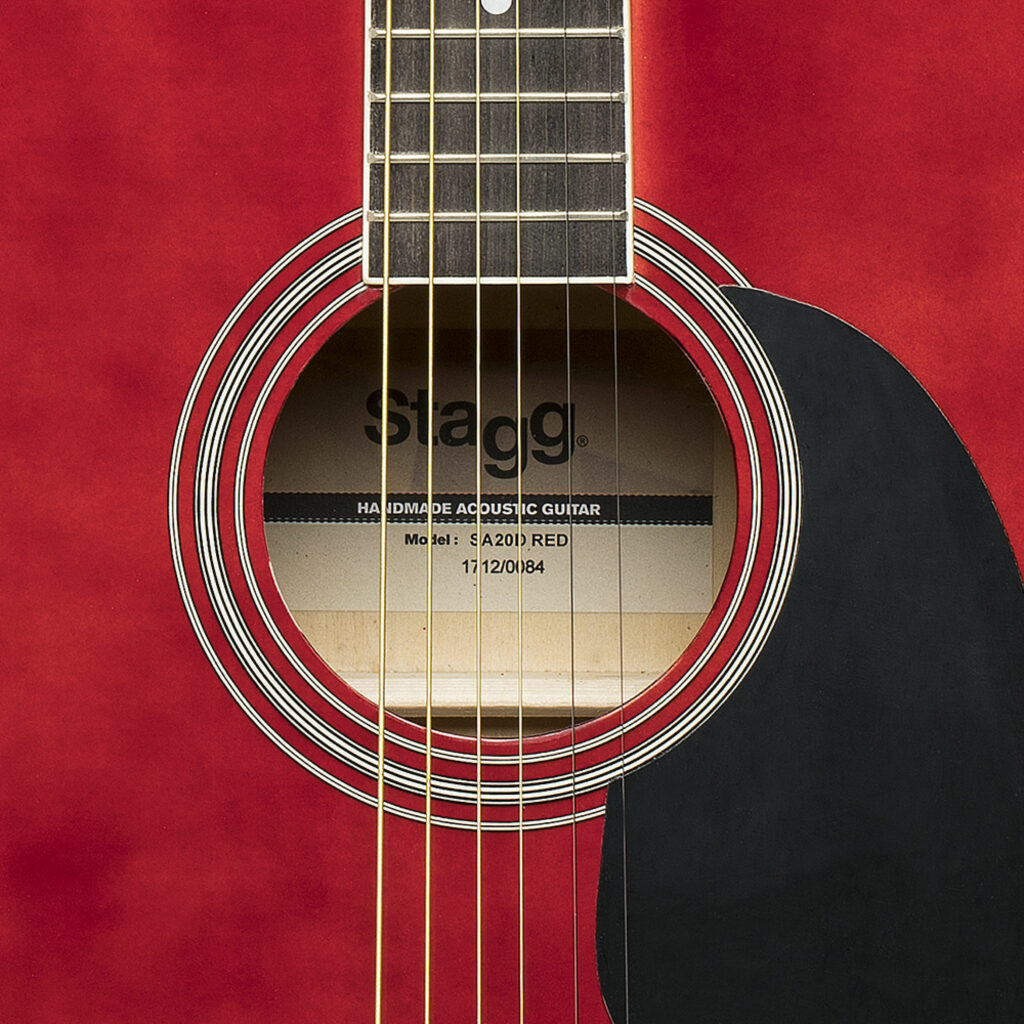 Stagg SA20D RED