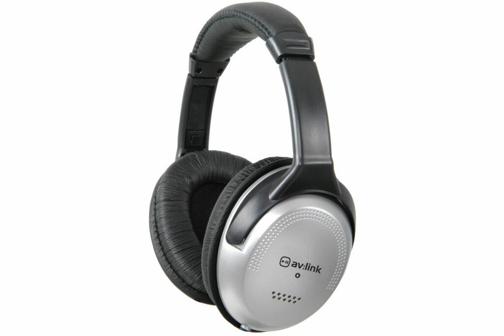AV:link SH-40 sluchátka s ovladáním hlasitosti
