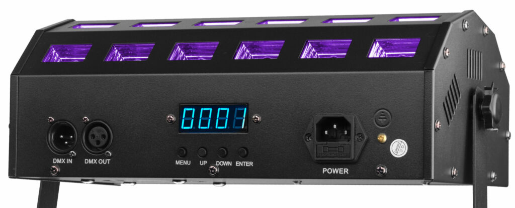 24x 3W UV LED