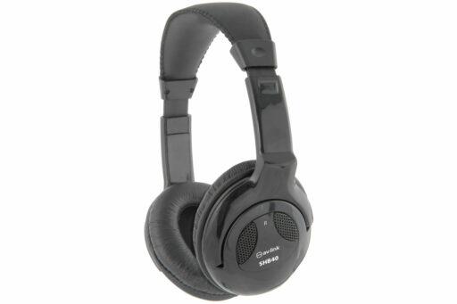 AV:link SHB40I stereo Hi-Fi sluchátka