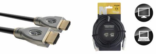 Stagg NVC5HAM kabel HDMI