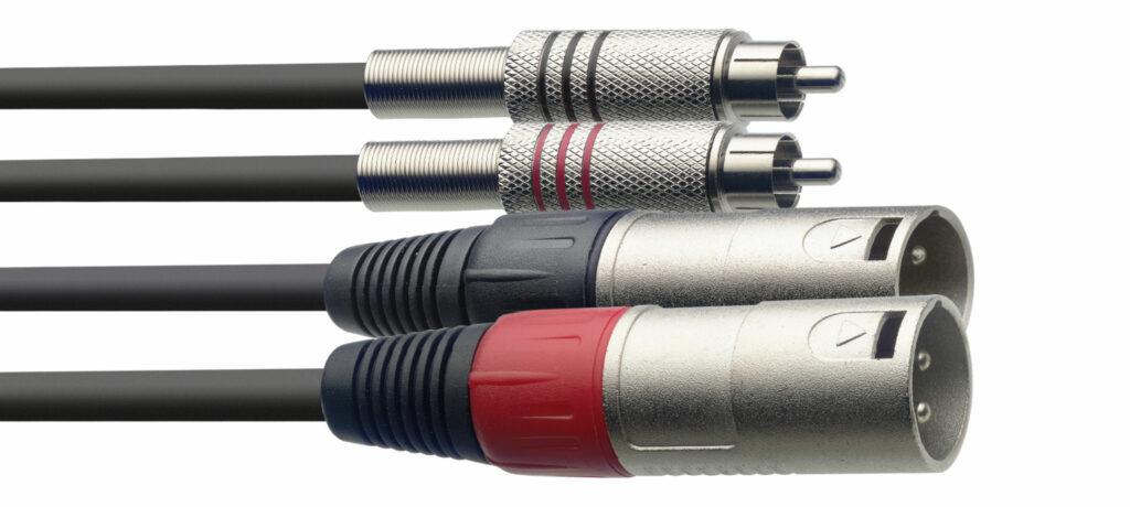 Stagg STC6CMXM Dvojitý kabel