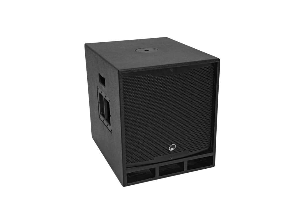 Omnitronic MAXX-1508DSP 2.1
