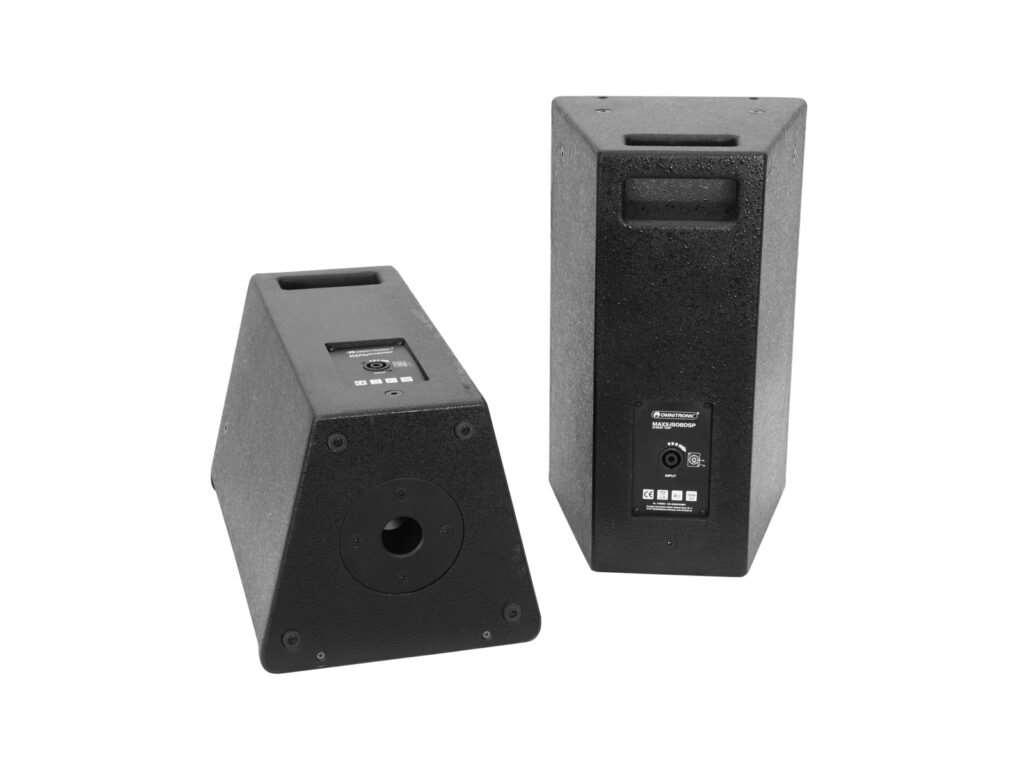 OMNITRONIC MAXX-1508 2-pásmové pasivní reproduktory