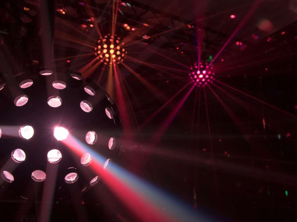 Eurolite LED B-40 papskový efekt