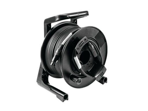 PSSO DMX kabel 50m na navíjecím bubnu