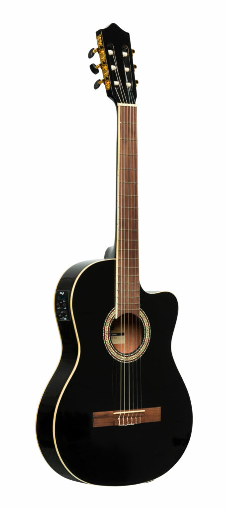 Stagg SCL60 TCE-BLK