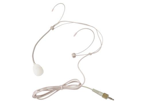 Omnitronic UHF-100 HS náhlavní mikrofon