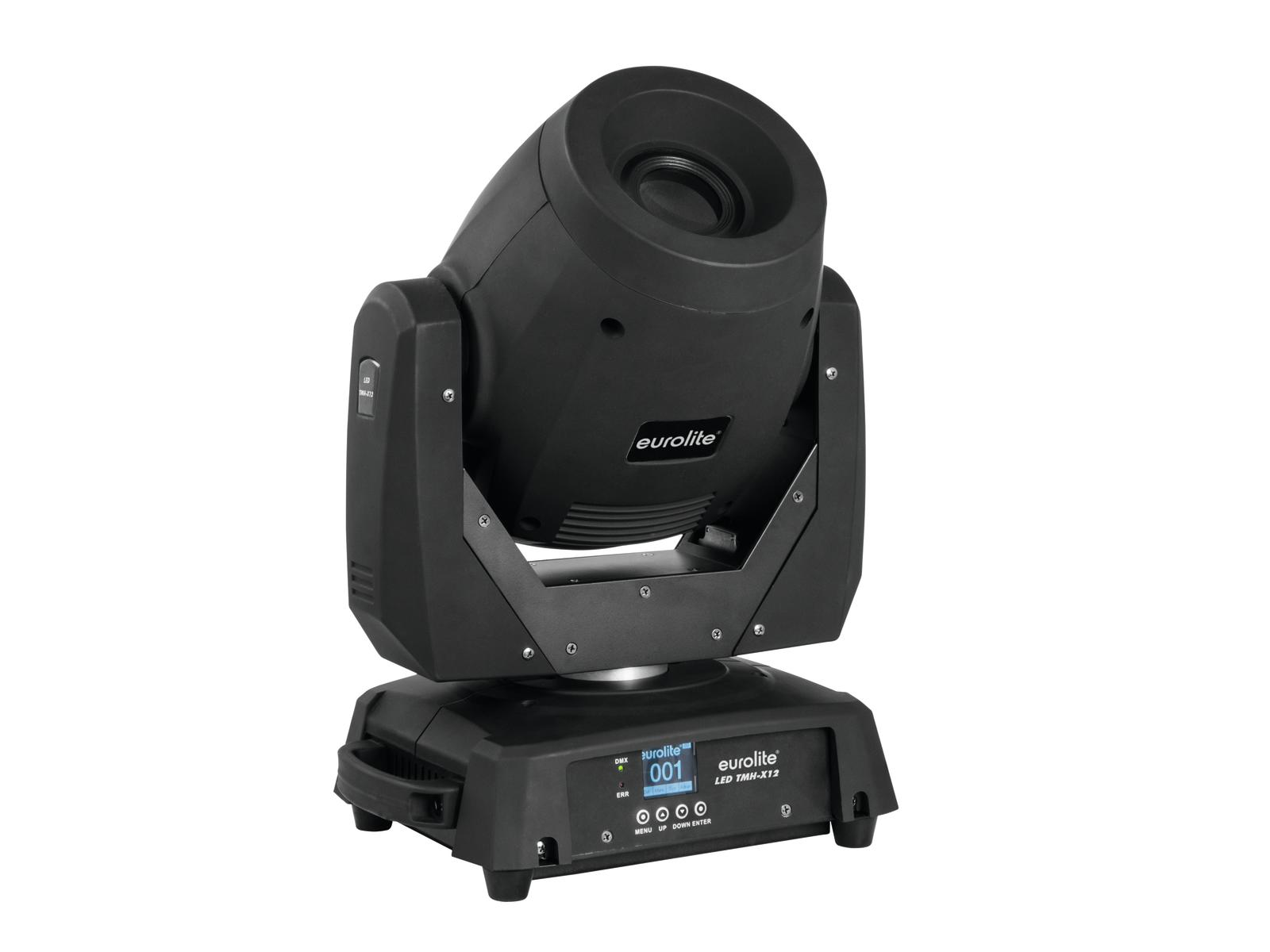 Eurolite LED TMH-X12 1x120W COB bílá