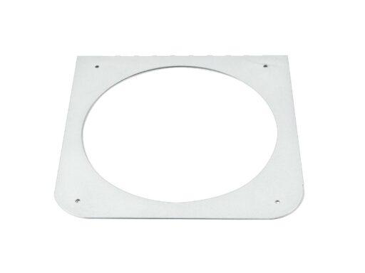 Rámeček na filtr 157 x 158 mm stříbrný