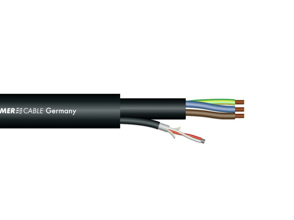 Sommer Cable SC-Monolith Power DMX