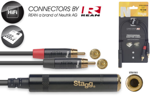 Stagg NYA010/JS2CMR