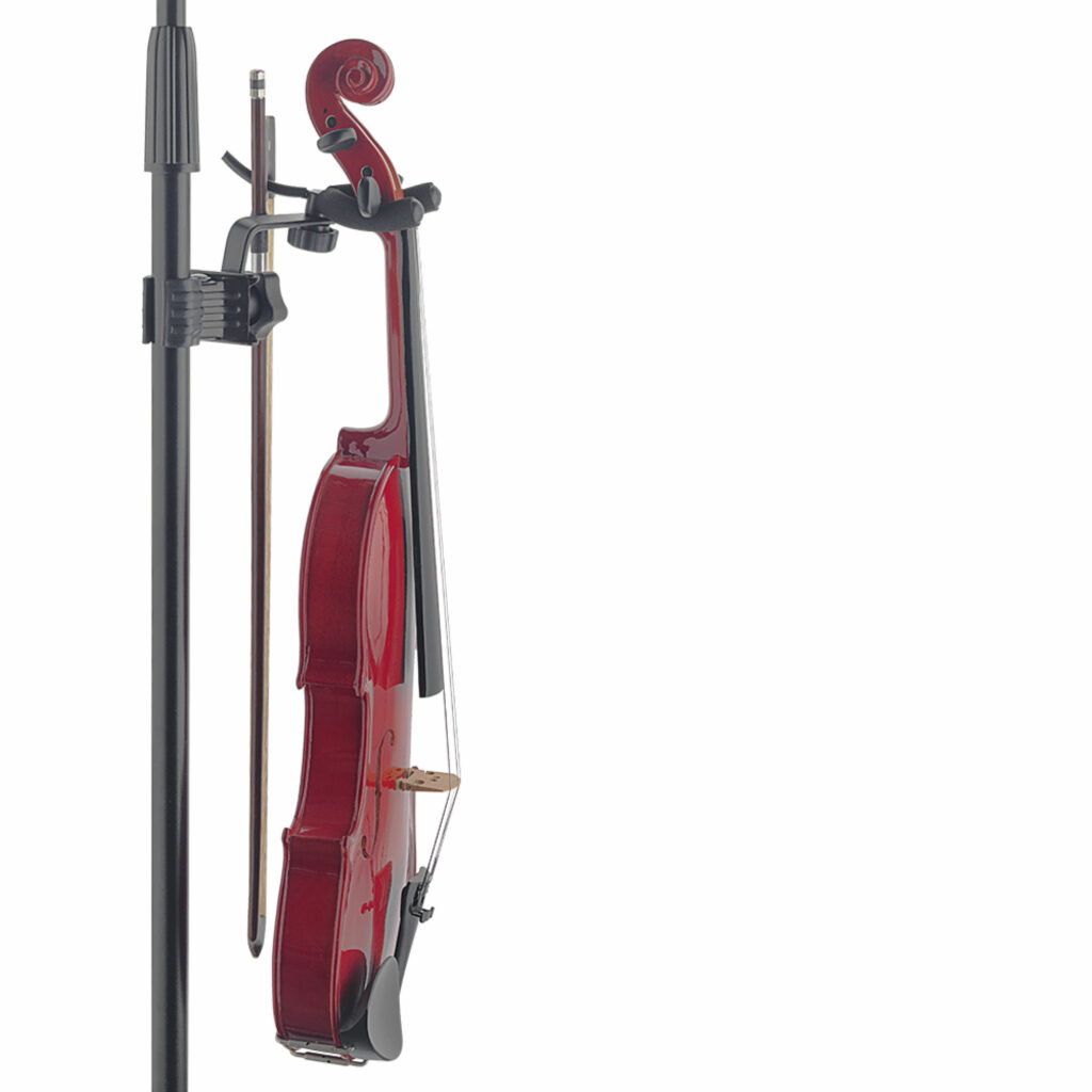 mandolínu na housle