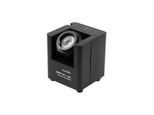Eurolite LED hlavice AKKU 1x15W QCL QuickDMX