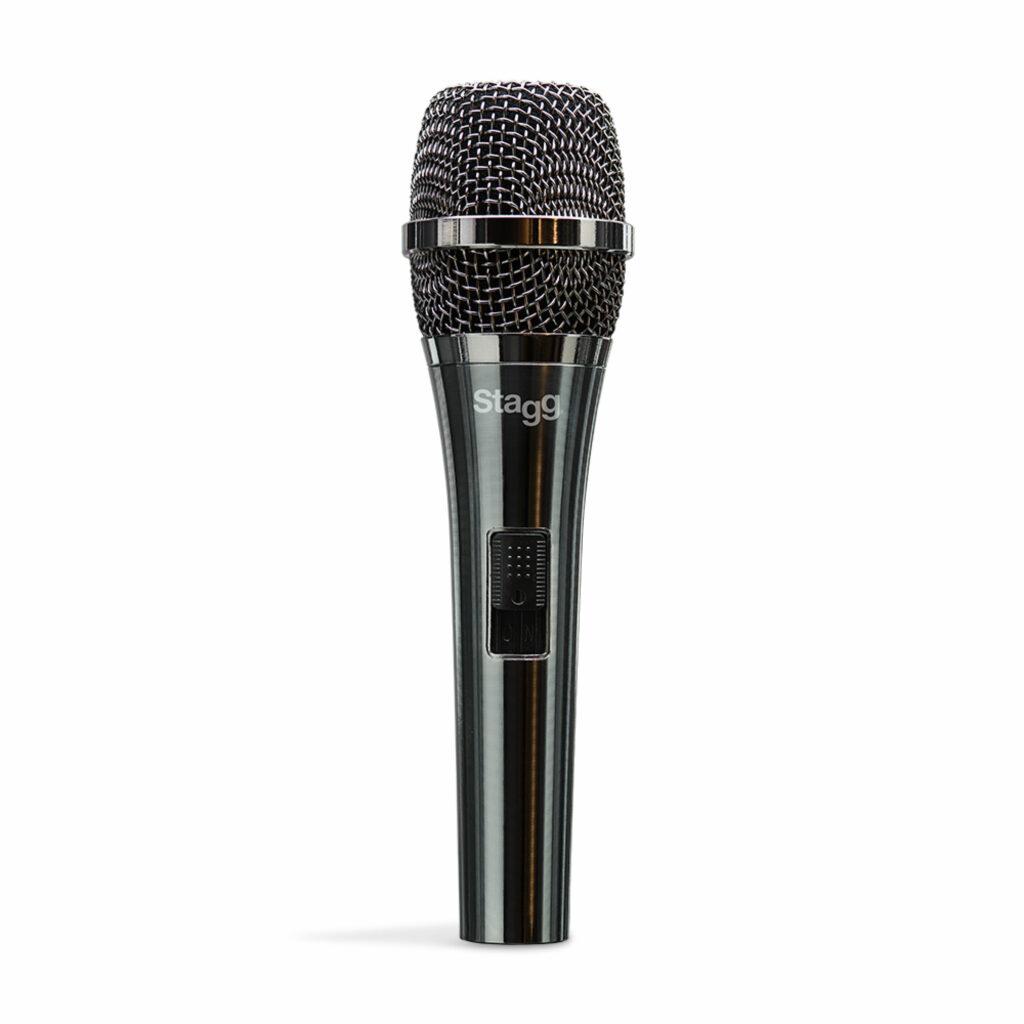 elektretový mikrofon