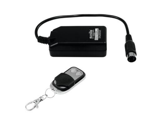 Eurolite WRC-4 dákové ovládání a příjímač pro výrobníky mlhy