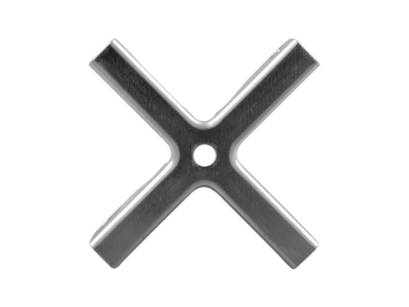 Kříž na case přepážky
