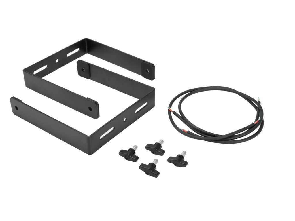 Omnitronic MOLLY-6 černé držáky 2ks