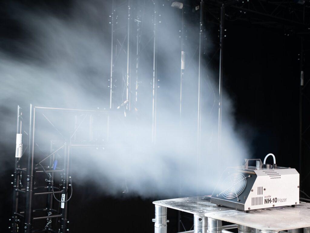 výrobník mlhy s 5l náplní
